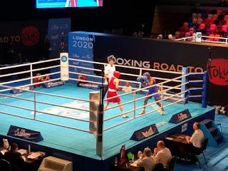 BOXEO - Plazas olímpicas para Gabriel Escobar y José Quiles en el Preolímpico de Londres
