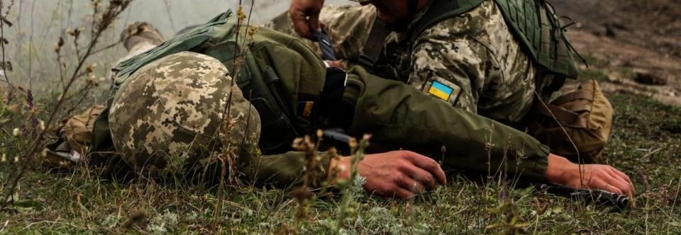 Україна вимагає від РФ розслідувати вбивство українського військового російським снайпером