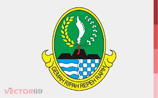 Logo Provinsi Jawa Barat - Download Vector File PDF (Portable Document Format)