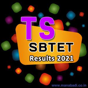 TS SBTET Results 2021