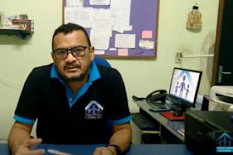 """Gestor Social, Erivaldo Paiva fala da 11º da Campanha """"Nem vírus, Nem fome: compaixão"""""""
