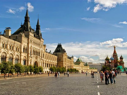 Most Favorable Places to Visit in Moscow - Uk Airlines News