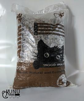 merk wood pellet kucing yang bagus