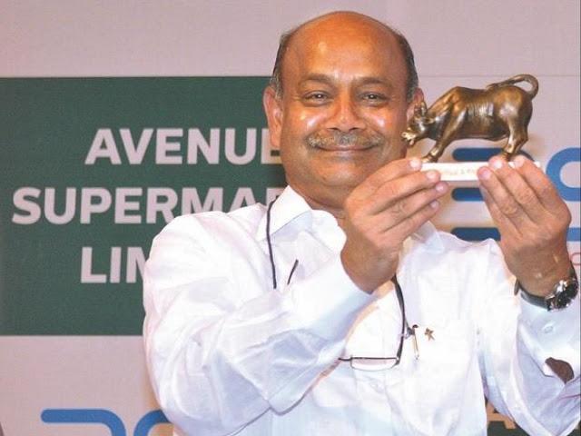 Radhakishan Damani