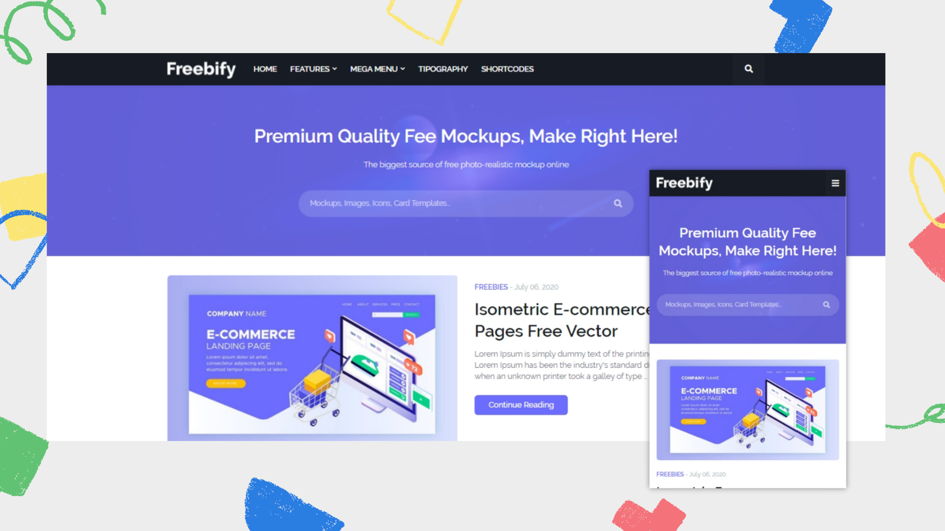 freebify-premium-blogger-template
