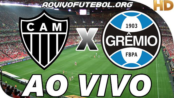Assistir Atlético Mineiro x Grêmio Ao Vivo