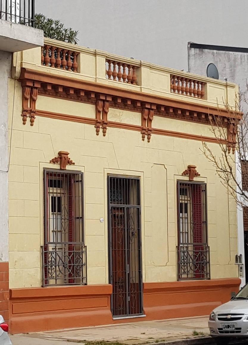 Casa chorizo urbano