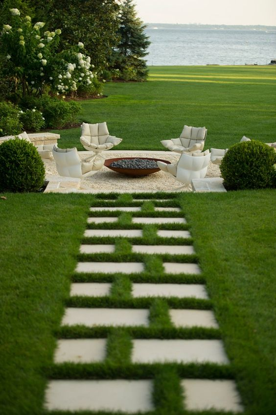 Diy Garden Stone Pathways Designs You Shouldn T Miss Out Dwell