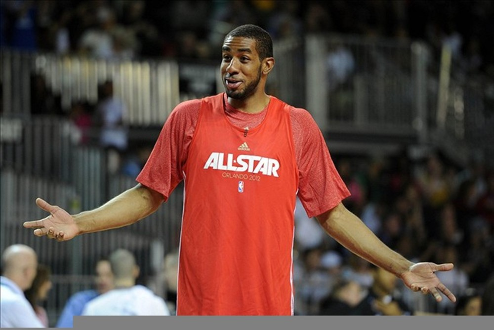 Lamarcus Aldridge Profile And Imagesphotos 2012 Its All About