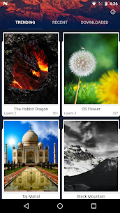 3D Wallpaper Parallax 2019 v5.0.3 build 202 [Pro] Apk
