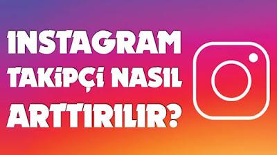 instagramda takipçi kasmak