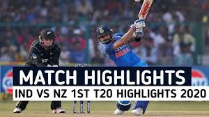 Ind vs NZ 1st T20 2020 highlights, Shreyas Iyer did well for India