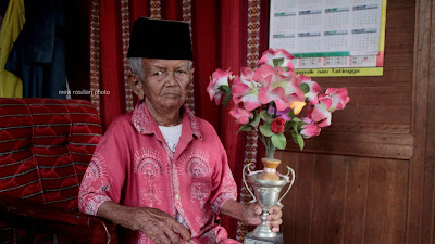 Si Lunak,  Joki Legendaris Yang Tak Terkalahkan di Berbagai Gelanggang