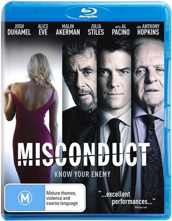 Misconduct Dual Audio 720p
