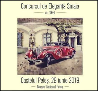 revista masini concursul de eleganta sinaia 2019
