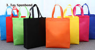 Tas Spunbond bisa menjadi pengganti kantong plastik