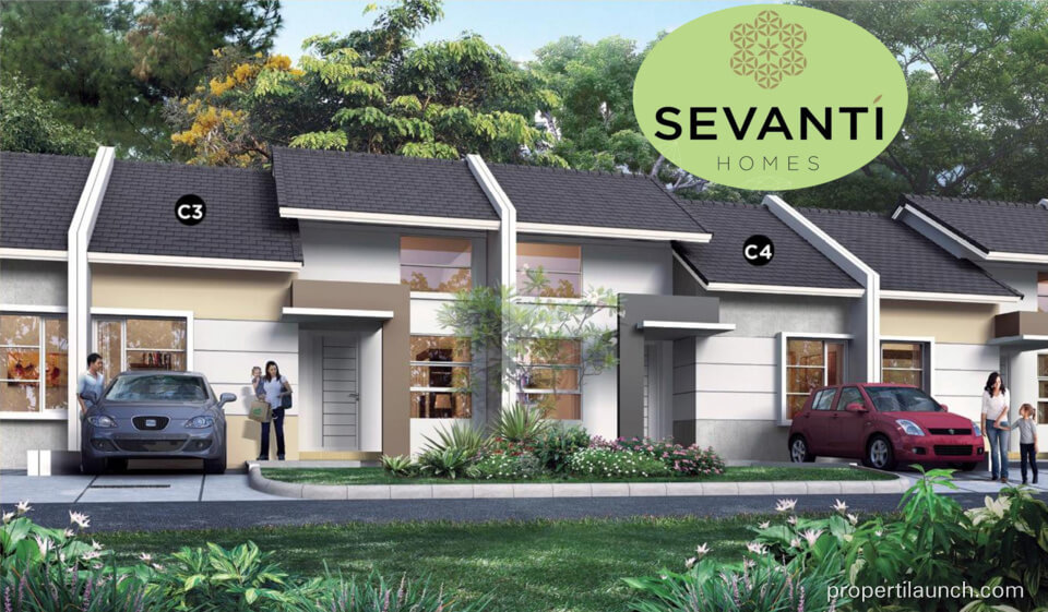 Rumah Sevanti Homes Summarecon Karawang