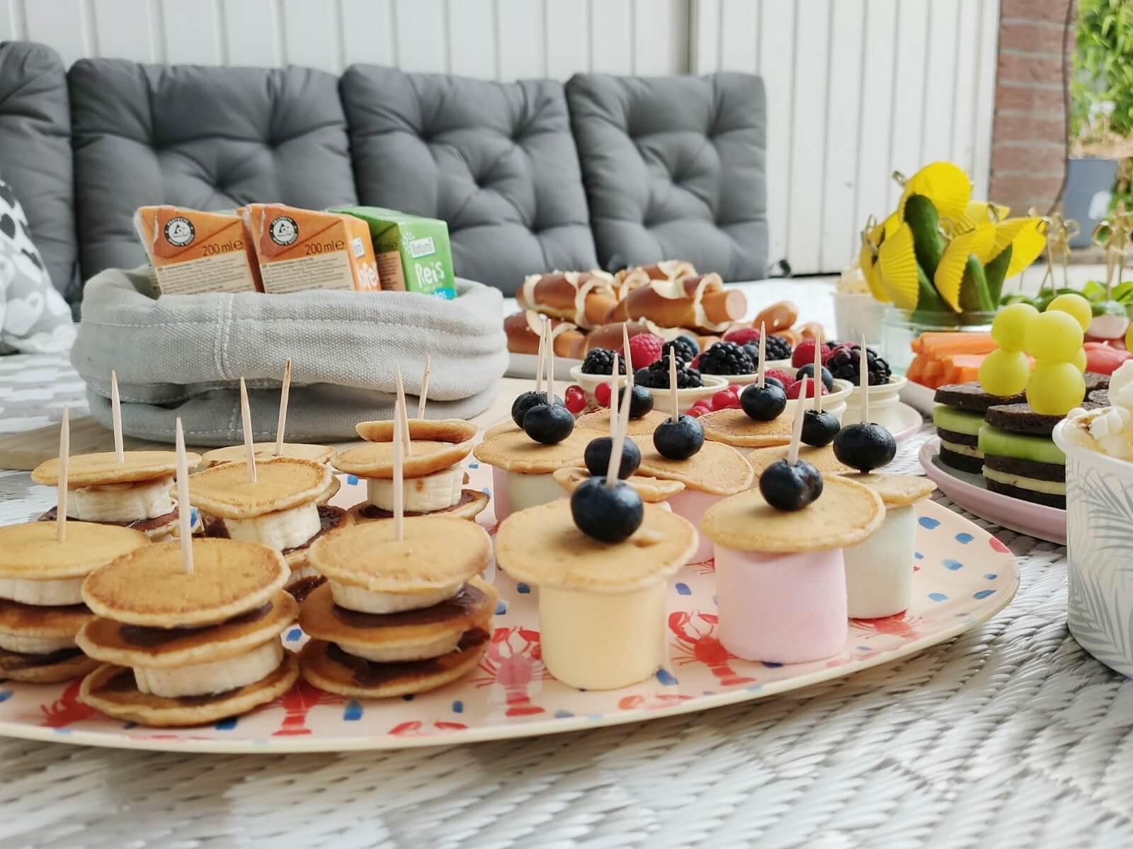 Essen für Kindergeburtstag oder Brotbox Bento: Snacks, die Kinder wirklich mögen