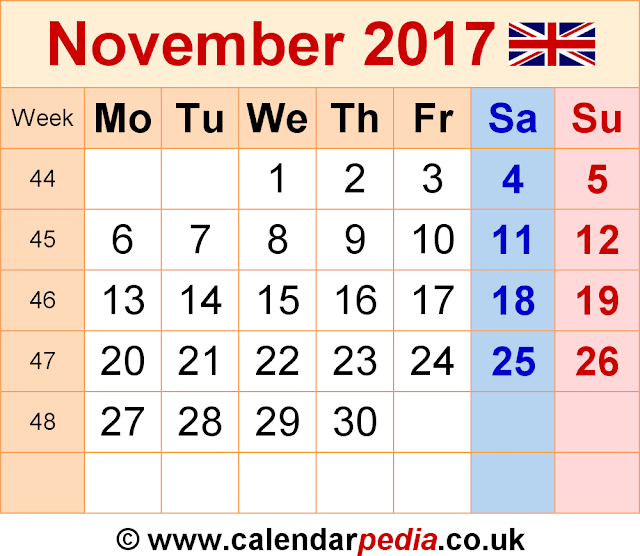 Key dates for CIMA November 2017 exam - Timetable