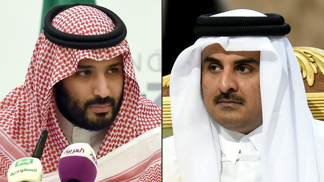 #SaudiArabia, #Qatar to sign U.S.-brokered deal to ease Gulf crisis - Axios
