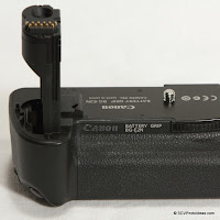 Canon BG-E2N Battery Grip Reference