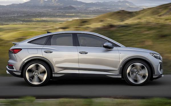 Q4 e-tron e Q4 Sportback e-tron: primeiros SUVs compactos elétricos da Audi