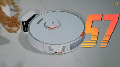 รีวิว Roborock S7 หุ่นยนต์ดูดฝุ่นถูพื้น สะอาดหมดจดทุกคลาบบนพื้นด้วยเทคโนโลยี Sonic Mopping