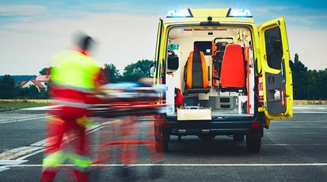 Az oldalán állt meg az autó Székely és Nyírtét között, riasztották a mentőket is