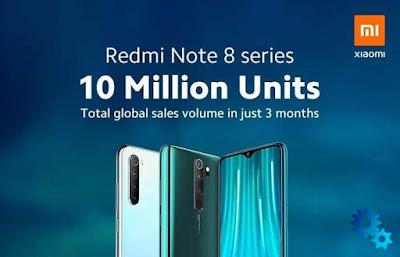 Redmi Note 8 و Note 8 Pro