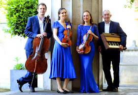 The Rossetti Ensemble (Photo Robert Piwko)