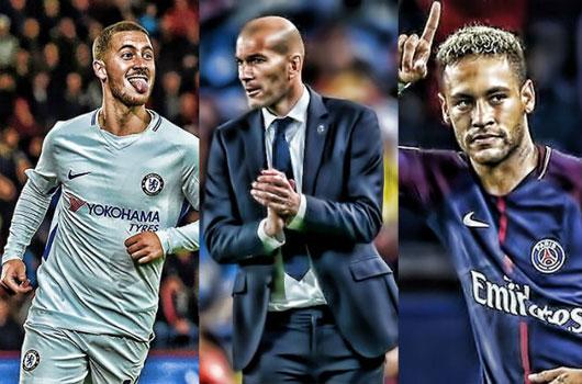"""Real thua thảm Barca: Nỗi lo Neymar """"chạy mất dép"""", siêu sao quay lưng 2"""