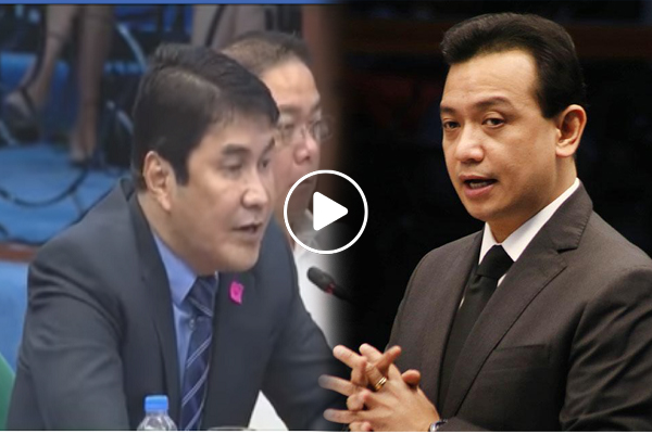 WATCH | SAGUPAAN NINA ERWIN TULFO AT SEN. TRILLANES SA BLUE RIBBON COMMITTEE HEARING...PATI SI SEN. HONTIVEROS TUMULONG NA RIN!!!