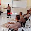 Ka. SPN Utamakan Prokes Pada Siswa Diktuk Bintara Polri T.A 2021