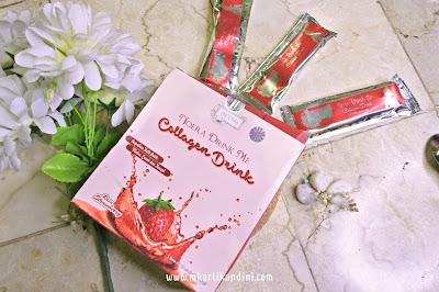 Noera Drink Me Collagen Drink Review
