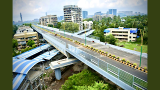 Chunabhatti BKC Flyover and its details for better Mumbai roads