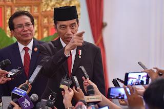 Terungkap! Ternyata Jokowi yang Meminta Pembahasan Omnibus Law Dipercepat