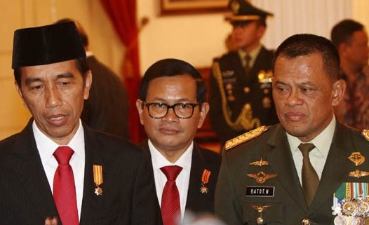 Maju di Pilpres 2019, Jenderal TNI Gatot Nurmantyo Bisa Kalahkan Jokowi