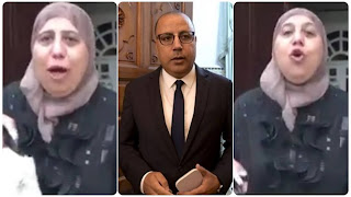 (بالفيديو و الصور) يمينة الزغلامي تهدد و تحذر رئيس الحكومة : لا لأي تعيين مشبوه