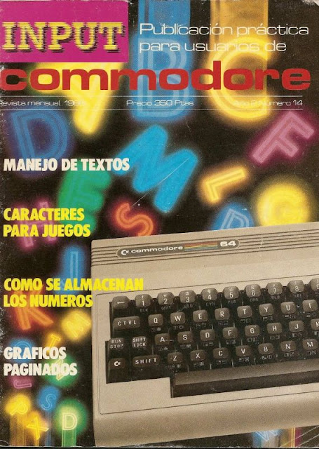 Input Commodore #14 (14)