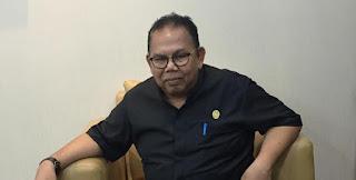Ketua DPRD Sumut Baskami Ginting