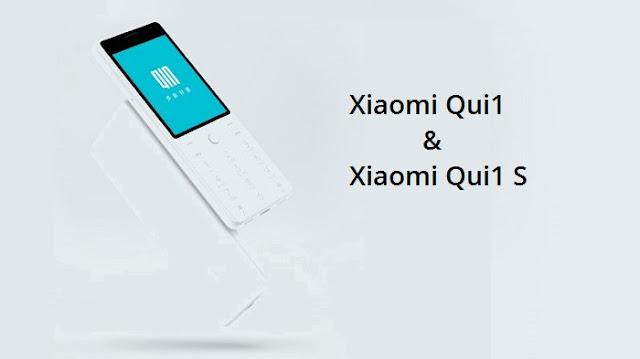 Xiaomi Qin1, Qin1s Feature Phones