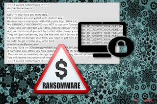 Δωρεάν λύση για τον Ransomware Aurora