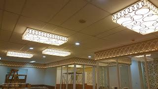 Pembuatan Lampu Gantung