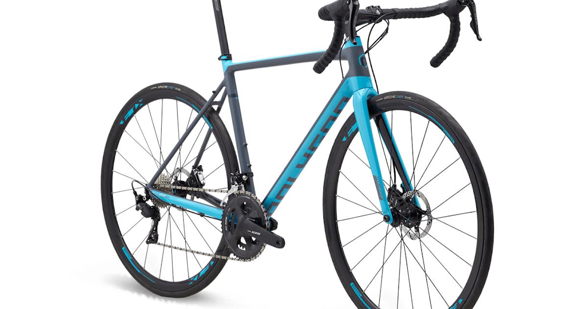 Harga Terbaru Road Bike Polygon Strattos S5 Disc Brakes