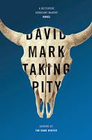 Taking Pity by David Mark book cover and review