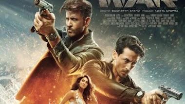 Download War (2019) Hindi Movie HDRip 480p [450MB]    720p [1.2GB]    1080p [1.7GB]