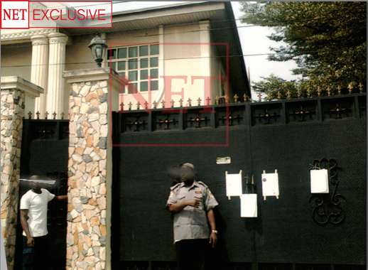 dbanj house taken court