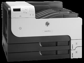 HP LaserJet 700 M712dn driver download Windows 10, HP LaserJet 700 M712dn driver Mac