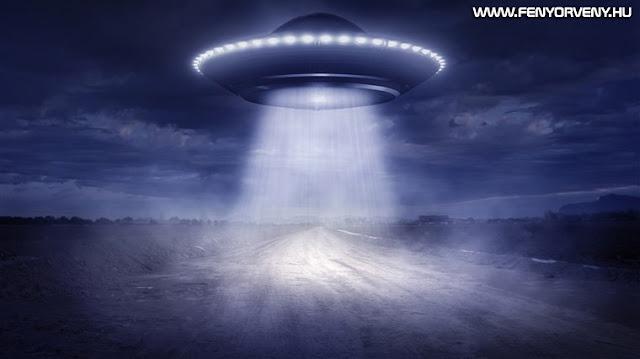 Az Andreasson-eset / UFO esetek