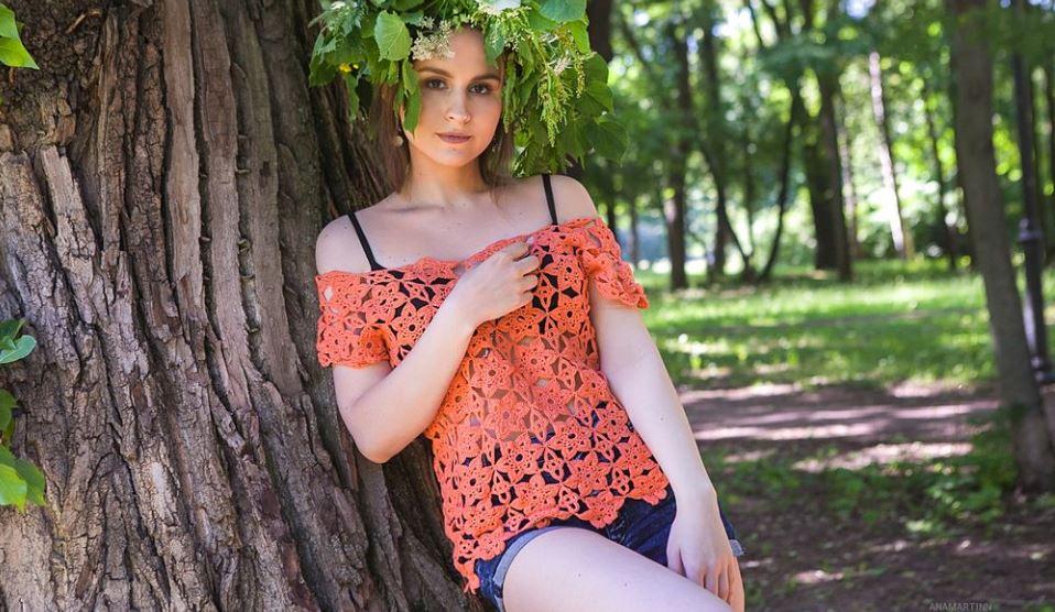 AnaMartinn Model GlamourCams